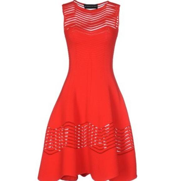 best loved 04574 376f1 Antonino Valenti - Red Siren Dress